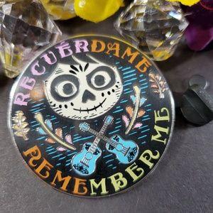 2/$18  Disney Coco Remember Me Pin